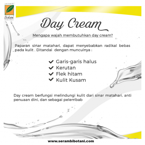 DAY CREAM GREENTEA SUSU KUDA