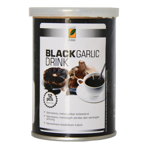 BLACK GARLIC DRINK